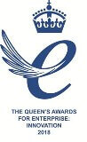 QA Emblem Innovation 2018 logo