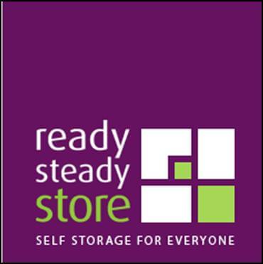 Ready steady store logo