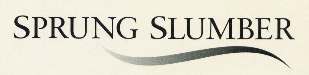 Sprung Slumber logo